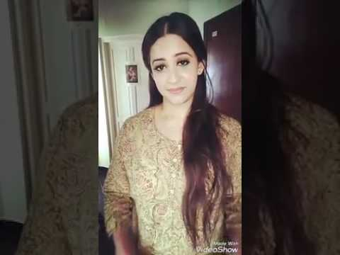 Tamil Cute Girl dubsmash 2017 -9