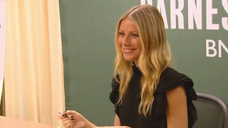 EXCLUSIVE: Gwyneth Paltrow Reveals the Food That 'Offends' Her