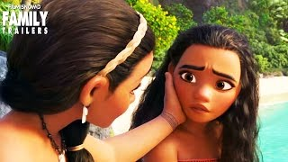 The ocean is calling MOANA in an all new spot