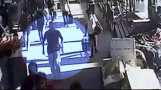 Chennai bomb blasts: CCTV footage of possible suspect released