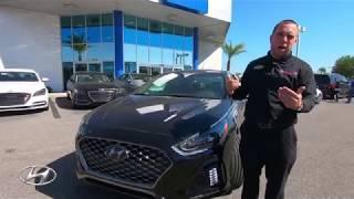 Car Review 2018 Hyundai Sonata Limtied 2.0T