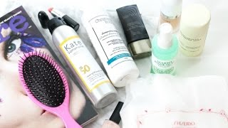 APRIL BEAUTY FAVORITES + UPDATE ON RECENT BEAUTY PURCHASES