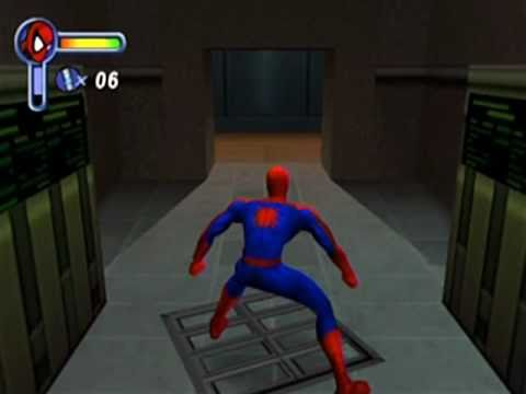 Spider Man Game Sample Dreamcast