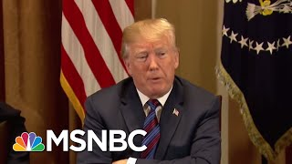 Bloomberg: Rod Rosenstein Tells Trump He's Not A Target For Robert Mueller   Hardball   MSNBC