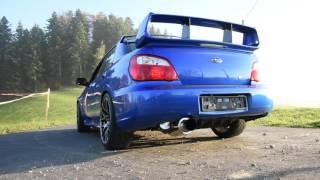 5zigen pro racer Subaru Impreza WRX STI