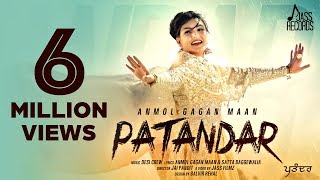Patandar  New Song by Anmol Gagan Maan Feat. Desi Crew | Latest Punjabi Songs 2015
