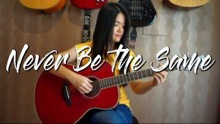 (Camila Cabello) Never Be the Same - Josephine Alexandra   Fingerstyle Guitar Cover