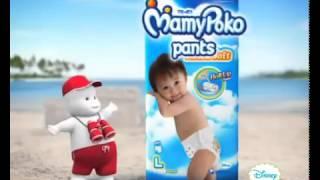 Mamypoko Pants Holiday