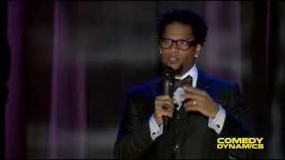 D.L. Hughley - Growing Up Today