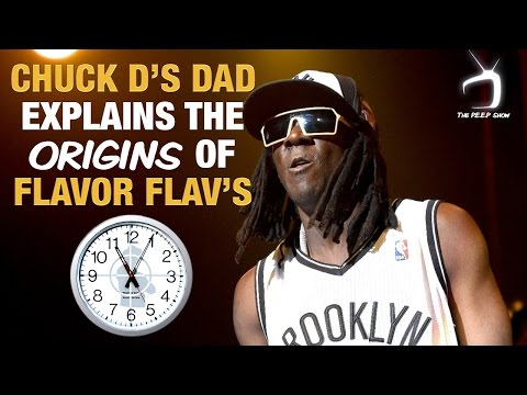 Xxx Mp4 THE STORY BEHIND FLAVOR FLAV S CLOCK FROM CHUCK D S DAD 3gp Sex