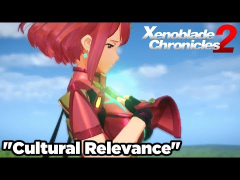 Monolith Soft on Xenoblade 2's Localization