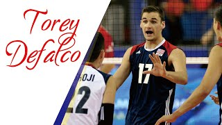 TOREY DEFALCO | The Young From Beach Volleyball