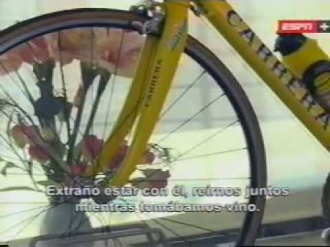 reportaje ciclismo por dentro a Marco Pantani
