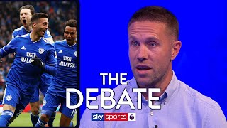 Can Cardiff City Avoid Premier League Relegation?   Hayes & Upson   The Debate