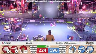Final 2 - 2017 Festival of Champions
