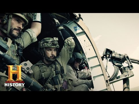 SIX: Official Trailer   New Drama Series Premieres Jan 18 10/9c   History