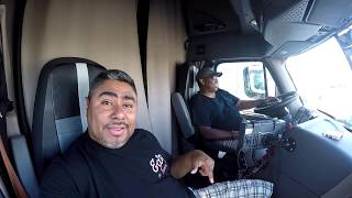 Truck Driving - Funny Moments in Training