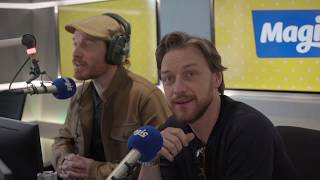 QUIZ! How well do Fassbender & McAvoy know each other?