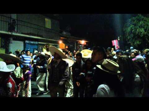 carnaval santiago acahualtepec 2014 charros los compas
