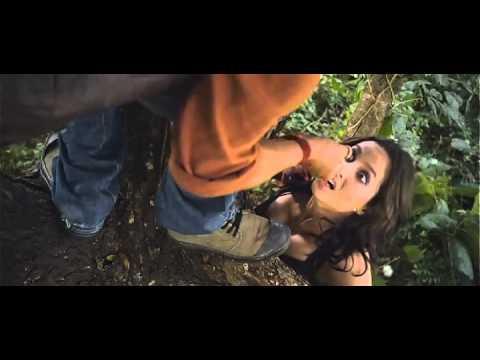 Huge Cleavage of Nora Fatehi From 'Roar 2014'