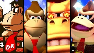 Super Mario Evolution of DONKEY KONG