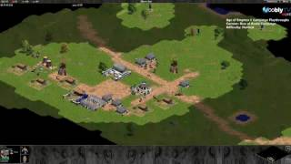 Let's Play Age of Empires 1 - Rise of Rome Campaign Part 1