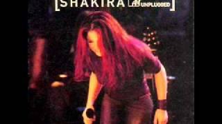 SHAKIRA - MTV UNPLUGGED - 04 - MOSCAS EN LA CASA