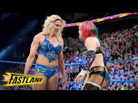 Xxx Mp4 Asuka Comes Face To Face With Charlotte Flair WWE Fastlane 2018 WWE Network Exclusive 3gp Sex