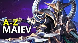 ♥ A - Z Maiev - Heroes of the Storm (HotS Gameplay)