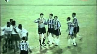 GRÊMIO 5x0 PALMEIRAS - Primeiro Tempo (Compacto) - Libertadores 1995
