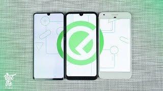 Các hãng Trung Quốc lên Android Q beta sớm, Samsung không tham gia
