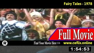 Watch: Fairy Tales (1978) Full Movie Online