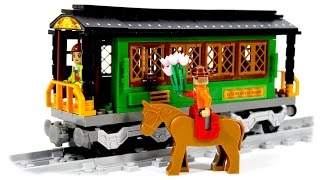 TRAINS FOR CHILDREN VIDEO: Trains Ausini 25606 Review Toys Analogue LEGO Brick