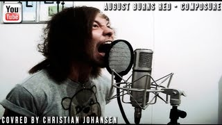 August Burns Red - Composure - Covered by Christian Johansen