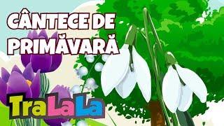 Ghiocelul și florile - 30 MIN Cântece de primăvară pentru copii   TraLaLa