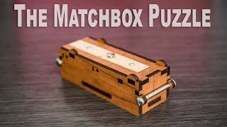 Solving the Unique Matchbox Puzzle!