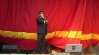 Comedian Dr.Sanket Bhosale Awesome Bollywood Mimicry@SPACE'13