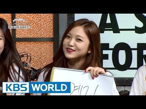 Global Request Show A Song For You 4 Ep.12 with Red Velvet 2015.10.30