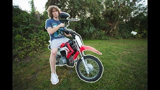 Buying My Dream Dirtbike!