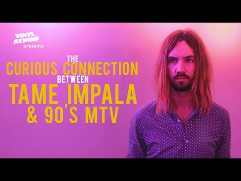 Did Tame Impala copy MTV? - A Vinyl Rewind special