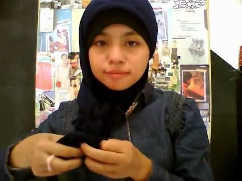 kerudung paris tutorial 4 by luciana