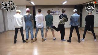 [ENG] 160602 BOMB: BTS 'Crow-tit' Dance Practice (Fun ver.)