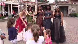 Curvy Supermodel: The Princesses are here! 👑😍(Preview Folge 5)