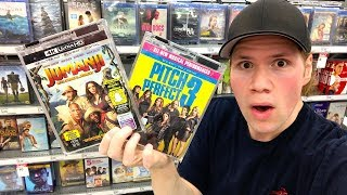 Blu-ray / Dvd Tuesday Shopping 3/20/18 : My Blu-ray Collection Series