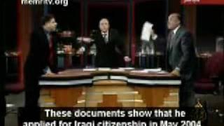 Arab Debate on Saddam, hilarious!
