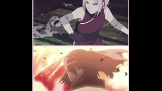 sakura and sasuke in the last naruto the movie