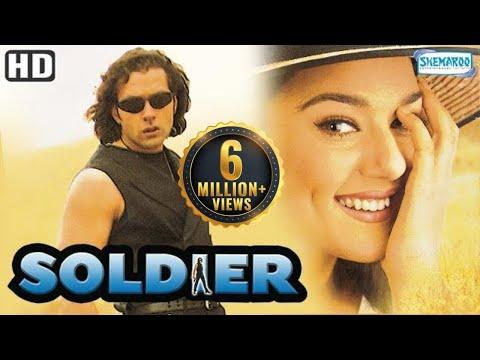 Xxx Mp4 Soldier HD Hindi Full Movie In 15mins Bobby Deol Preity Zinta 3gp Sex