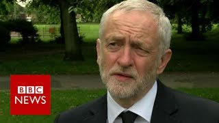 Manchester attack: Jeremy Corbyn on