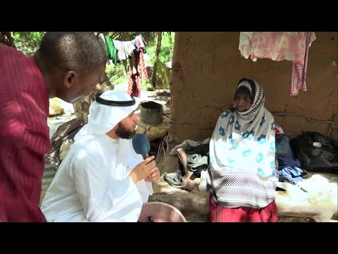 Terharu Melihat Nenek Tua Membangun Sekolah Tahfidz Al-Quran Kajian Al-Amiry