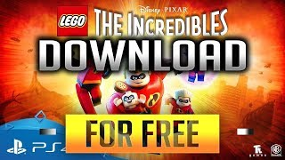 How To Download Lego The Incredibles for FREE | PC Tutorial | 2018